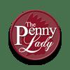 Penny Lady Logo Page Marker