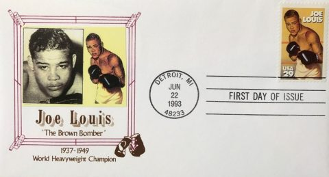 C:\Users\Charmy\Pictures\00Charmy's Exonumia and CWTs\Capped Cents\Joe Louis stamp.jpg